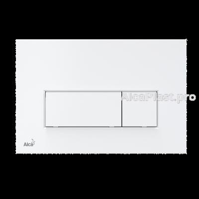 Кнопка управління AlcaPlast M576 білий мат