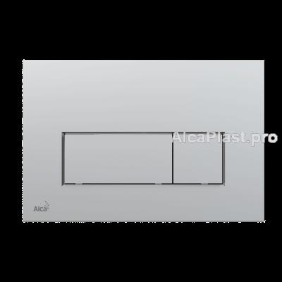 Кнопка управління AlcaPlast M572 xром-мат