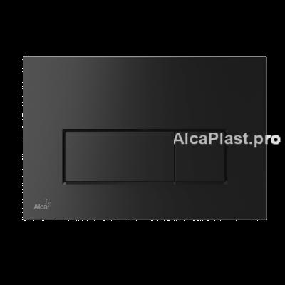 Кнопка управління AlcaPlast M578 чорний-мат