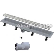 Водоотводящий желоб AlcaPlast APZ10-550M Simple