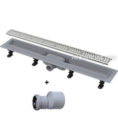 Водовідвідний жолоб AlcaPlast APZ10-850M Simple