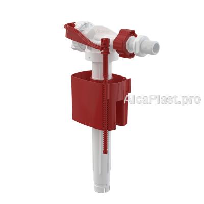 """Впускний механізм AlcaPlast A150-3/8"""" бічний підвід пластик"""