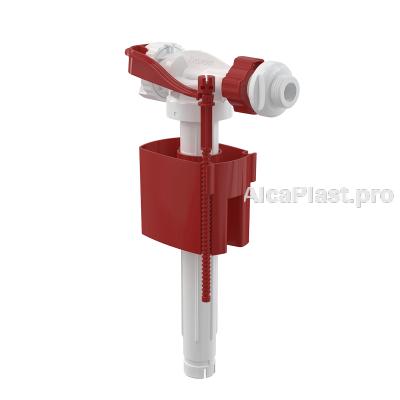 """Впускний механізм AlcaPlast A150P-1/2"""" бічний підвід пластик для пластикових бачків"""