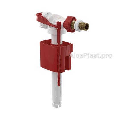 """Впускний механізм AlcaPlast A160-3/8"""" бічний підвід метал"""