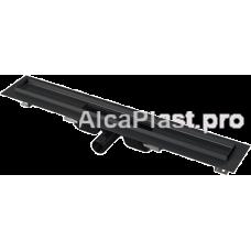 Водовідвідний жолоб Alcaplast APZ101BLACK-1150