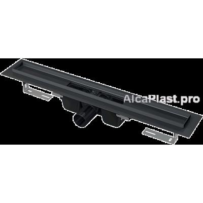 Водовідвідний жолоб Alcaplast APZ1BLACK-750