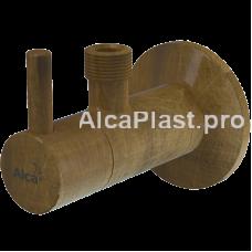 Кутовий вентиль Alcaplast ARV001-ANTIC