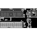 Дренажний канал 100мм з пластиковою рамою і оцинкованою решіткою С-образного профілю А15 AVZ102-R102