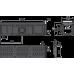 Дренажний канал 100 мм з пластиковою рамою і решіткою из композитного матеріалу В125 AVZ104-R402