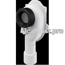 Сифон для пісуара AlcaPlast A45C