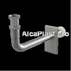 Металеве коліно AlcaPlast A438