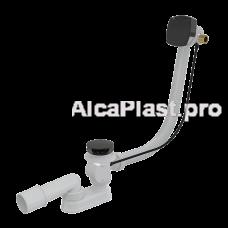 Сифон для ванни AlcaPlast A564BLACK