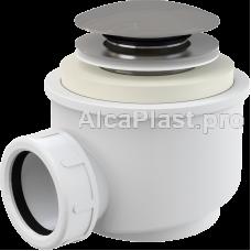 Сифон для піддону AlcaPlast A465-50 click-clack
