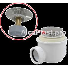 Сифон для піддону AlcaPlast A465C-50 click-clack