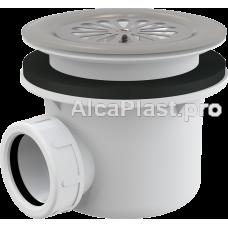 Сифон для піддону AlcaPlast A48