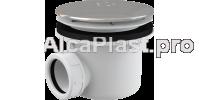 Сифон для піддону AlcaPlast A49K LUX