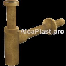 Сифон для умивальника AlcaPlast A400ANTIC DESIGN