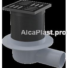 Зливний трап Alcaplast APV31BLACK