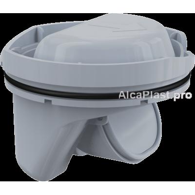 Противозапаховий затвор комбінований AlcaPlast APV0020