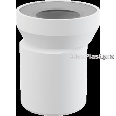 Насадка для унітазу ексцентрічна AlcaPlast A92