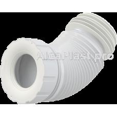 Гнучка підводка для випуску унітазу AlcaPlast A97SN