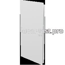 Дверцята для ванної AlcaPlast AVD002 під плитку 150x300, Біла