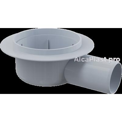 Зливний трап d50, підводка бічна Alcaplast APV7000