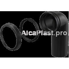 Коліно комплект 90/90 до A101, A102 Alcaplast M908