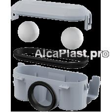 Комбінований гідрозатвор Alcaplast P065