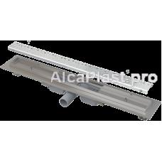 Водовідвідний жолоб AlcaPlast APZ111-650 Antivandal Low