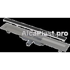 Водовідвідний жолоб AlcaPlast APZ115-1050 Marble low