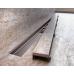 Водовідвідний жолоб AlcaPlast APZ15-1050 Marble без порогів з гратами під кладку плитки