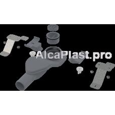 Екстра низький сифон AlcaPlast APZ-S6