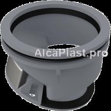Комбінований гідрозатвор Alcaplast P143 для APZ-S6