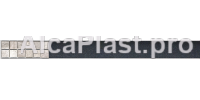 Водостічна решітка AlcaPlast TILE-750