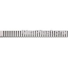 Водостічна решітка AlcaPlast LINE-300L