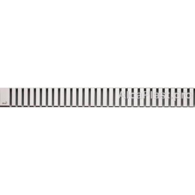 Водостічна решітка AlcaPlast LINE-300M матова, 300мм