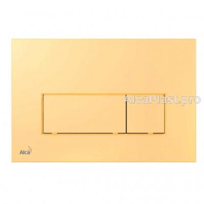 Кнопка управління AlcaPlast M575 золото