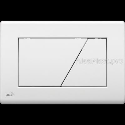 Кнопка управління AlcaPlast M170 біла