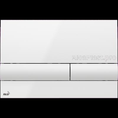 Кнопка управління AlcaPlast M1710 біла