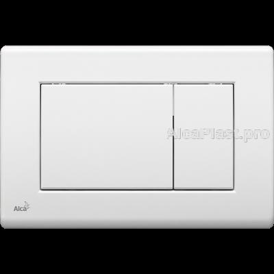 Кнопка управління AlcaPlast M270 біла