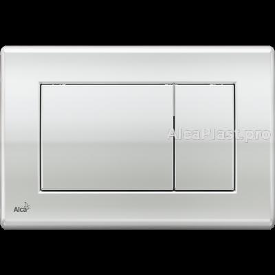Кнопка управління AlcaPlast M271 хром-блискуча