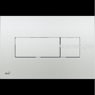 Кнопка управління AlcaPlast M371 хром-блискуча