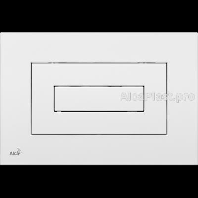 Кнопка управління AlcaPlast M470 біла