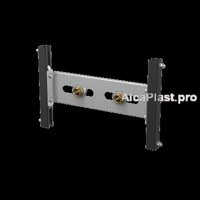 Інсталяція AlcaPlast A117B для змішувача