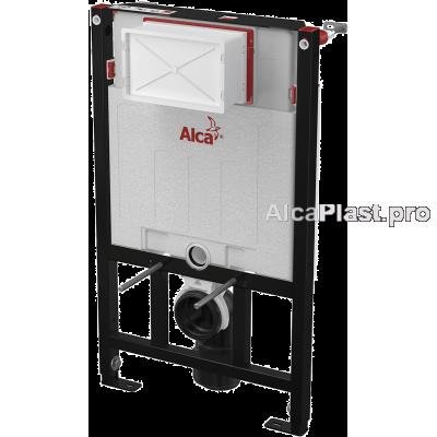 Прихована система інсталяції AlcaPlast AM101/850W для підвісного унітазу