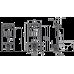 Інсталяція AlcaPlast AM101/1120V для підвісного унітазу, з можливістю підключення до вентиляції