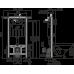 Інсталяція AlcaPlast A102/1200 для санітарних вузлів