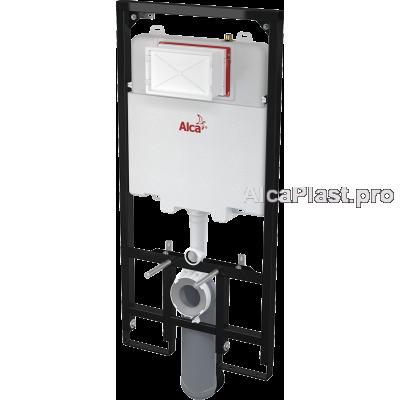 Прихована система інсталяції AlcaPlast AM1101/1200 для підвісного унітазу