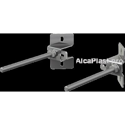 Адаптер для закріплення в кут AlcaPlast M918